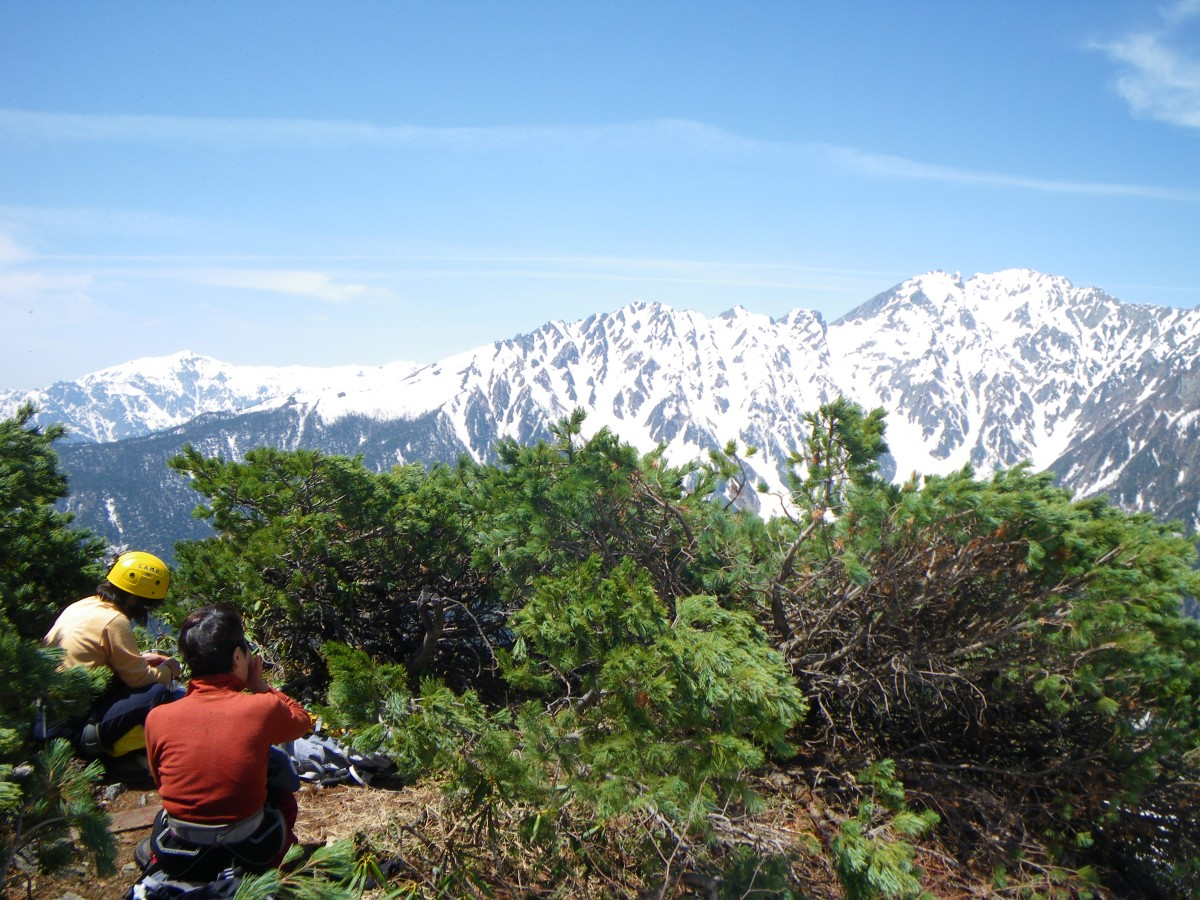 六百山 山岳ガイド青山淳一郎 | BLUE MOUNTAIN WORKS