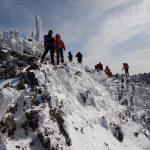 2019年2月9~11日 再び八ヶ岳